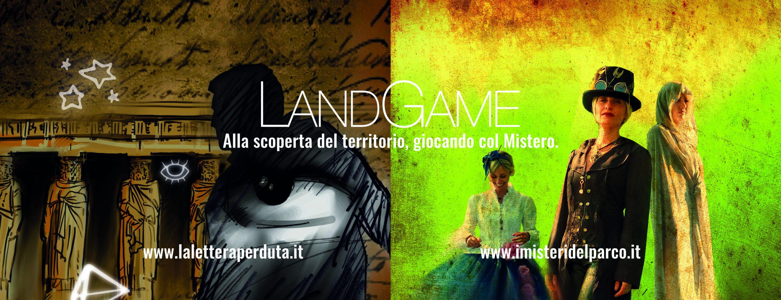 LandGame - Esplorare il Territorio Giocando
