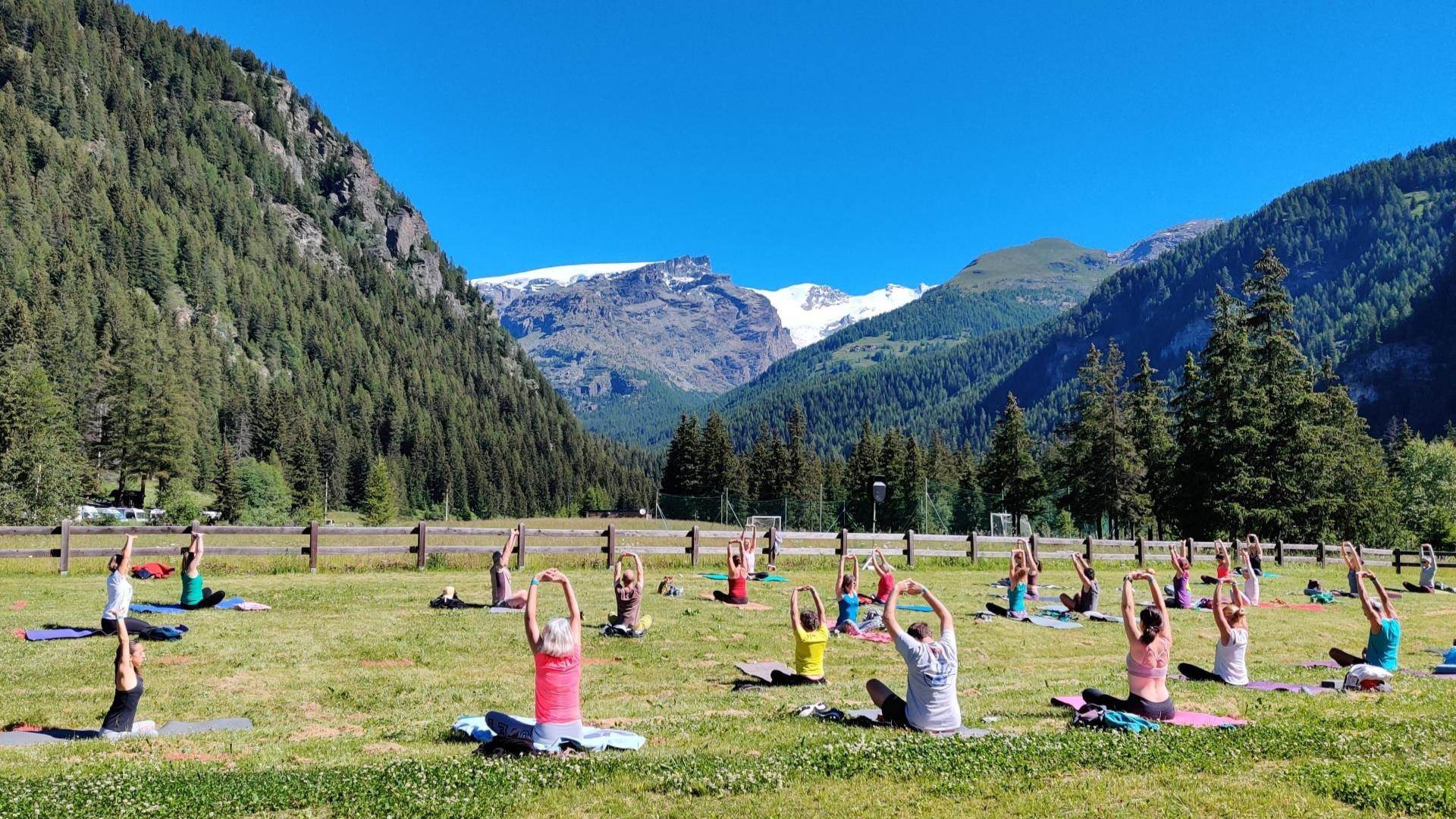 Yoga Mountain Days 2021