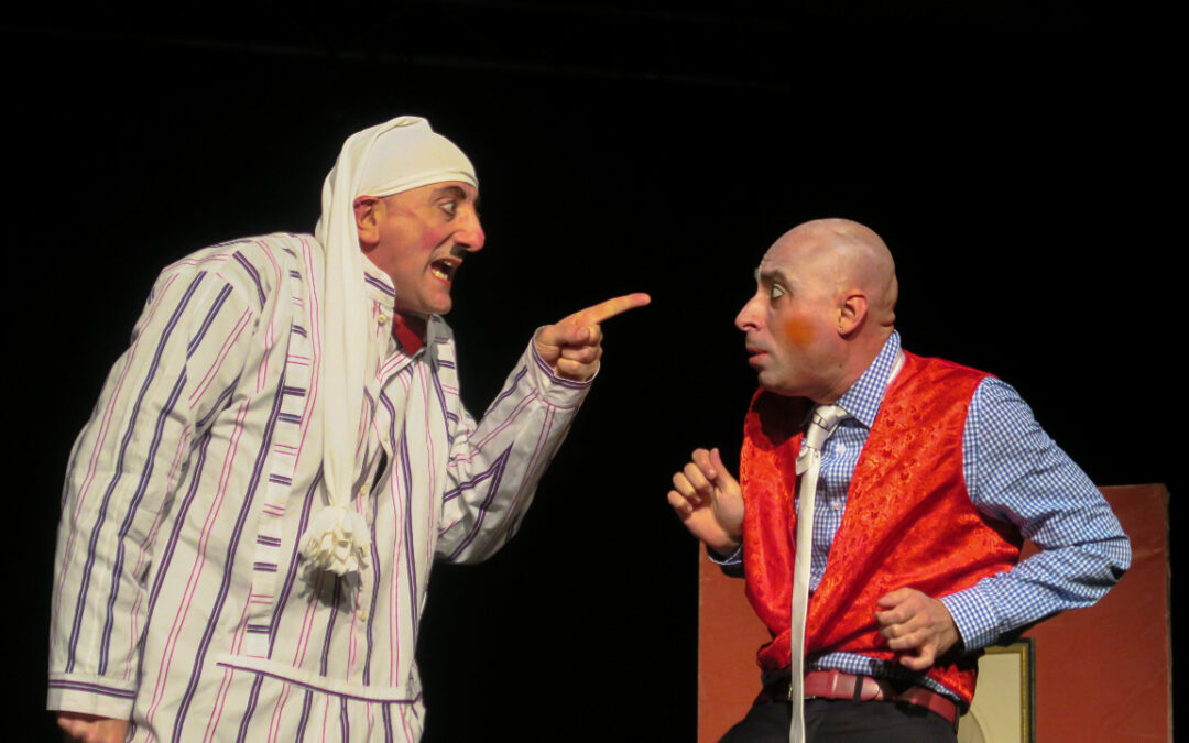 Spettacolo di Circo Teatro