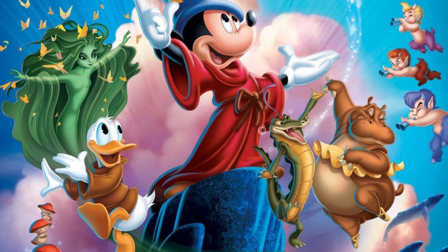 Concerto Musiche Disney